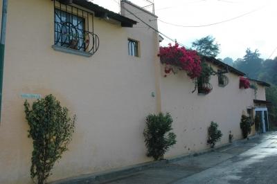 La casa de Paula en Choacorral San Lucas, a 20 Kilometros de Antigua
