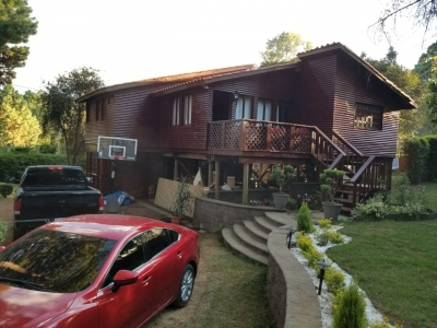Hermosa Casa Para Descanso en San Lucas Sacatepequez