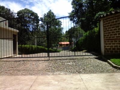 Terreno de 13 x 18 en condominio, San Lucas Sacatepequez