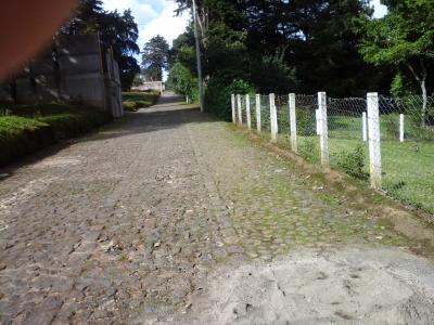 Bonitos terrenos de 8 x 23 en condominio, San Lucas , Mixco