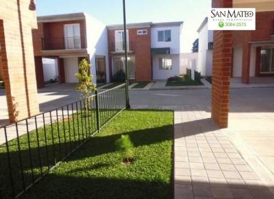 Vendo preciosa casa en SAN LUCAS SACATEPEQUEZ  - 2 niveles y 3 habitaciones en CONDOMINIO.