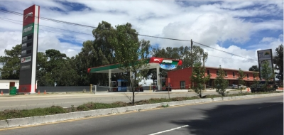 REMAX CENTRAL GUATEMALA RENTA LOCAL EN GASOLINERA PUMA KM 27 CARRETERA INTERAMERICANA CAMINO A SAN LUCAS