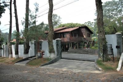 Hacienda Santo Domingo, San Lucas, Sacatepéquez.