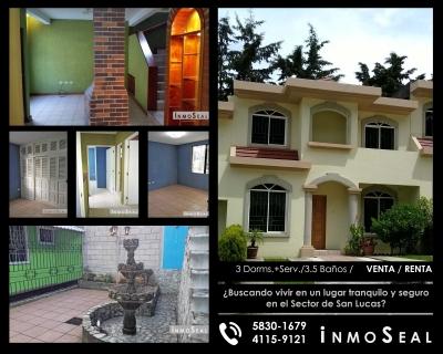 Casa en venta a pocos minutos de La Antigua Guatemala