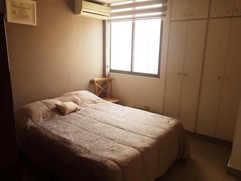 Acogedor apartamento amoblado San Francisco MPC1668