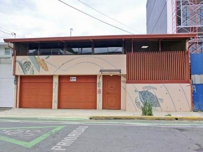 Venta de Casa-Oficina de 392 m2, Ideal para Restaurante, en Barrio Escalante