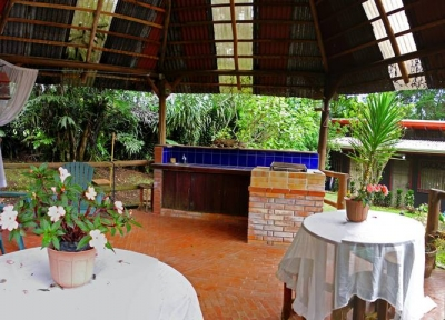 GRAN REBAJA! Villa, Casa, 3 Aptos, 1800 m2 Terreno, San Ramon Tres Rios