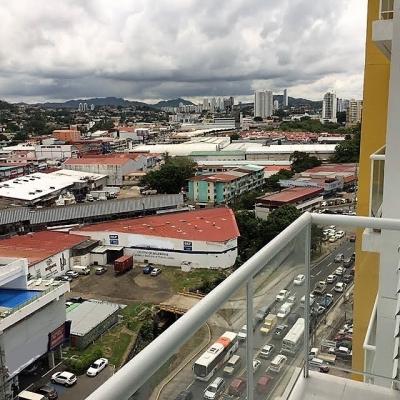 Apartamento Amoblado en Alquiler en Panama, Via España con Super Area Social