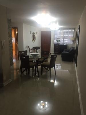 Apartamento en Alquiler, Panama, San Francisco, Amoblado y Céntrico