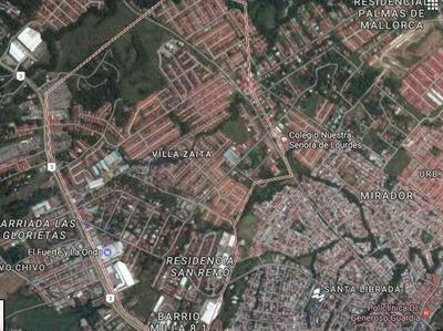 Terreno en Villa Zaita
