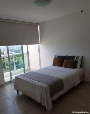 Alquilo Apartamento Amueblado, Elmare 600