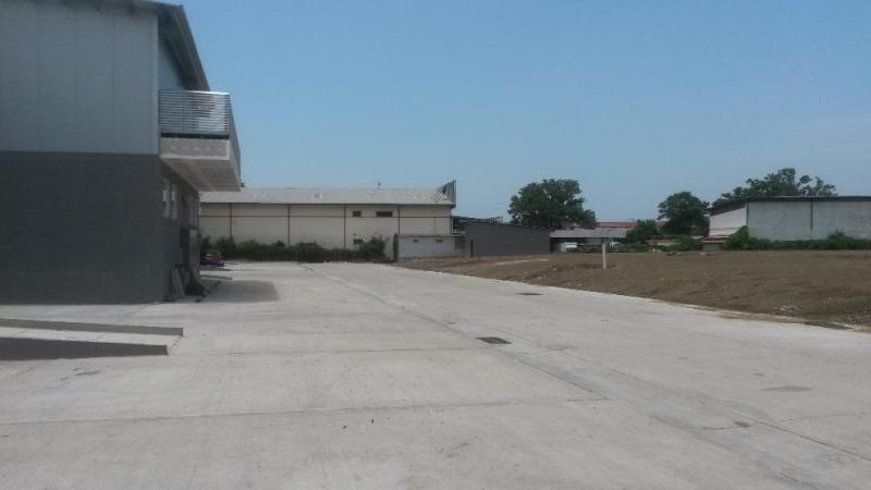 Galera en Centro Logístico de Llano Bonito