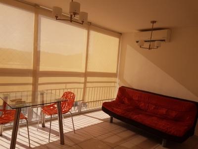 Apartamento en Alquiler Semi Amoblado Via Ricado J Alfaro