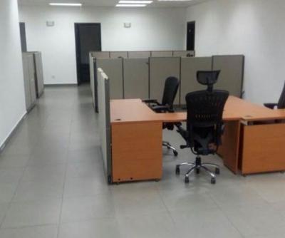 Oficina amoblada en Obarrio