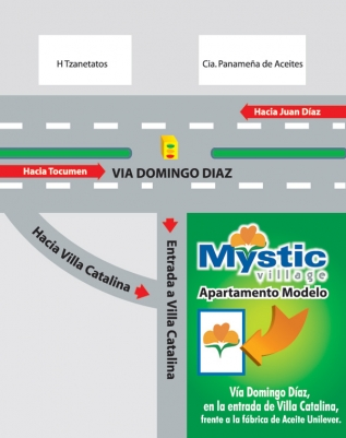 MYSTIC VILLAGE - Via Tocumen