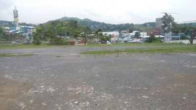 Se Vende Terreno de 13,293 M2 en la Via Ricardo J Alfaro