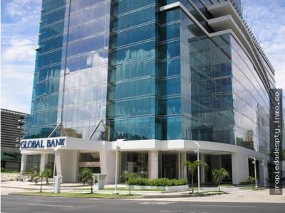 ALQUILO OFICINA EN TORRE GLOBAL BANK, CALLE 50