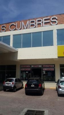 Local comercial en Plaza las Cumbres