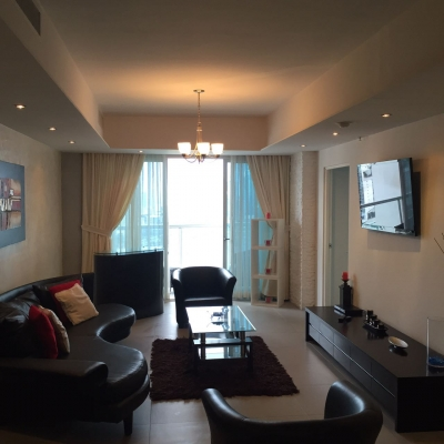 Exclusivo apartamento en renta PH Yacht Club