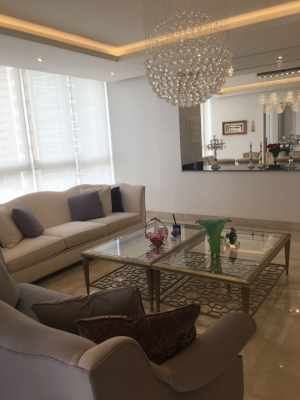Exclusivo apartamento en renta/venta Tower Morris
