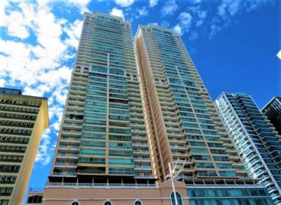 alquiler de lujoso apartamento en  avenida balboa 18-7882 lh