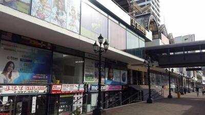 Local para restaurante en Plaza Concordia