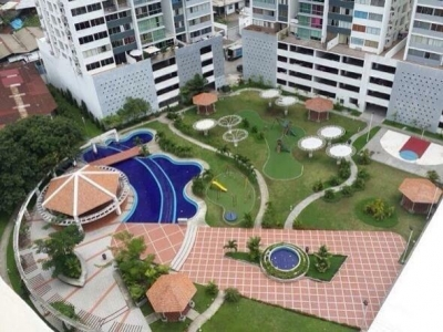 Vendo Apartamento Confortable en PH Central Park, Av. Transistmica 18-5571**GG**