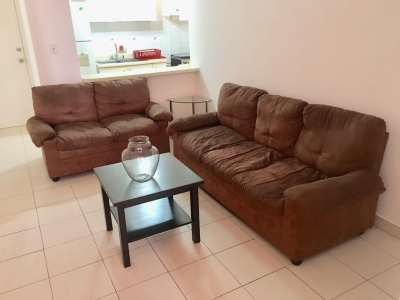 Apartamento de 2 recamaras amoblado Vía Argentina