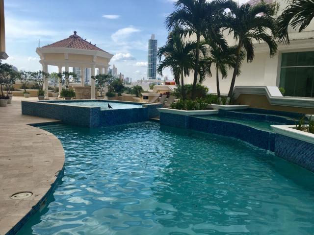 Apartamento en alquiler en Punta Pacífica 19-5552HEL