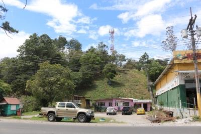 Venta de lote comercial en Volcán MUY ESPECIAL. Chiriquí