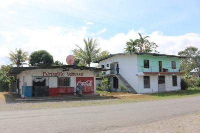 Venta de casa y edificio comercial en Caizán. David, Chiriquí
