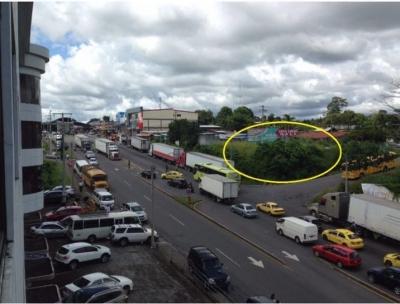 Se Vende Terreno Comercial de 765 M2 en Frontera Panamá - Costa Rica