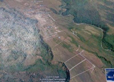 Terreno plano entrada Boquete, 10.5 hectáreas