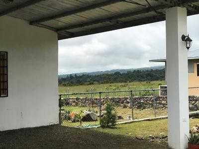 Residencia en Alto Boquete 3 recamaras, con 600mts2 de terreno