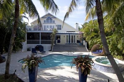 Espectacular Casa Estilo Isla en Florida