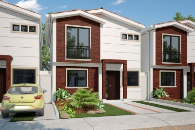 Vendo hermosa Casa a estrenar Urb. Nápoli Samborondón