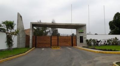 CAÑETE - SANTA CRUZ DE FLORES  - TERRENO EN VENTA – CONDOMINIO POLO SUR.