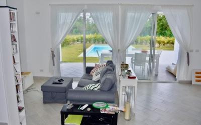 Villa Estancia Golf Resort totalmente amueblada