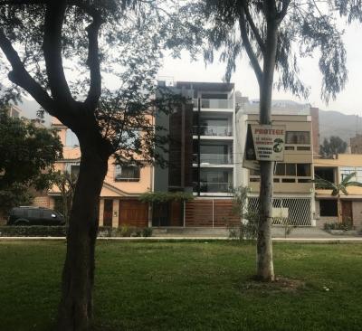 Venta Moderno Departamento FLAT Límite Con La Molina - Ate Lima