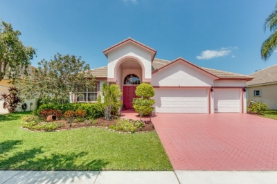 Fabulous Lakeview Home in Boca Raton