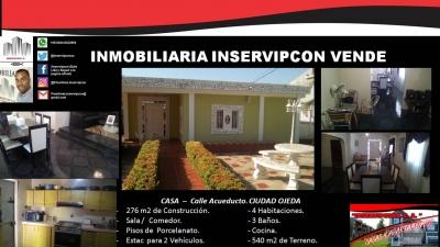 Se Vende Hermosa Casa Cerca del Casco Central de Ciudad Ojeda