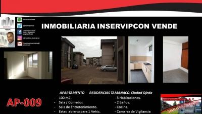 Se Vende Apartamento en Carretera N de Ciudad Ojeda