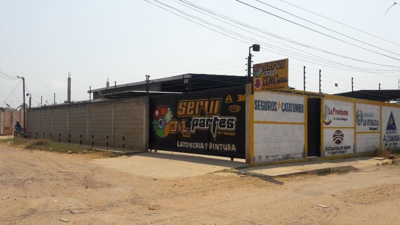 Ciudad Ojeda - Locales Industriales y Galpones