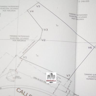 Inmobiliaria Inservipcon Vende Terreno en el Casco Central de Ciudad Ojeda