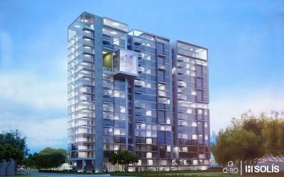 Edf. QBO SkyHome, Apartamento para estrenar Tipo Loft de dos plantas, dos habitaciones dos baños completos. La mejor ubicacion muy cerca de todo.
