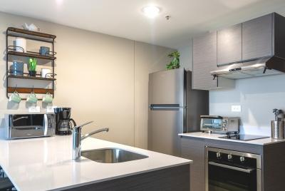 Apartamento Nuevo, Piso 21, Rohrmoser, Mantenimiento y Agua Incluido.