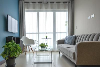 Apartamento amueblado en alquiler en Rohrmoser
