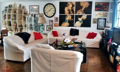 Apartamento en San José / De 3habs con excelente ubicación en Condo Olimpia, Rohrmoser.
