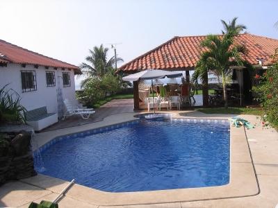 Vendo casa de playa amueblada Barra Salada, Sonsonate