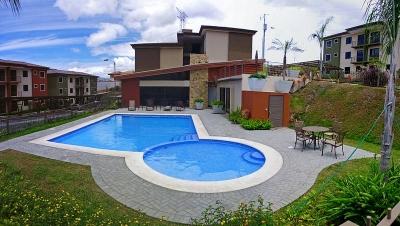 Apartamento, 2 Hab., Piscina, Tenis y Vista, Torres del Sol, Tres Rios
